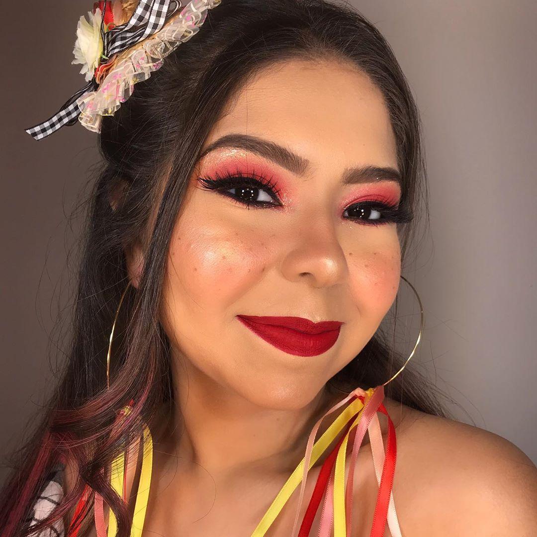 maquiagem de festa junina 27