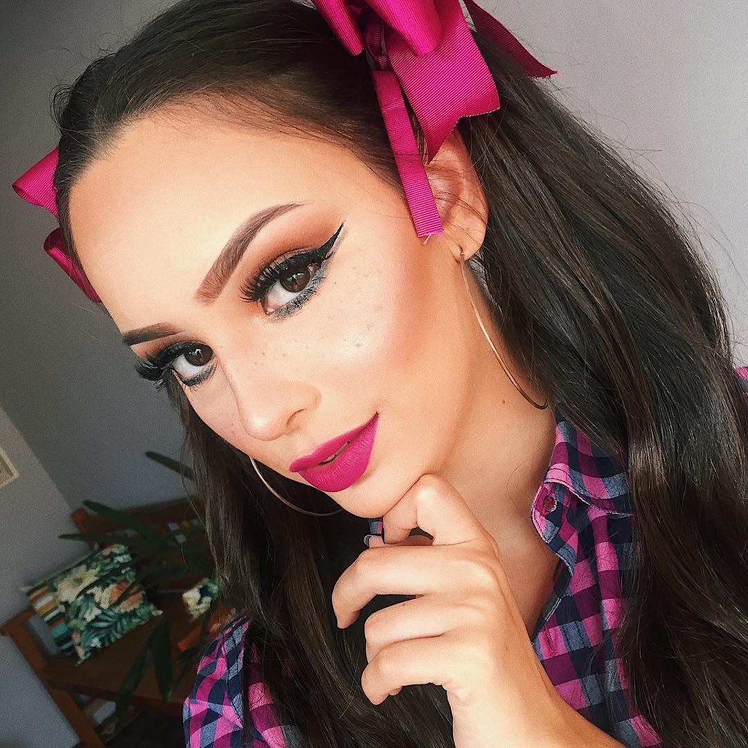 maquiagem de festa junina 25