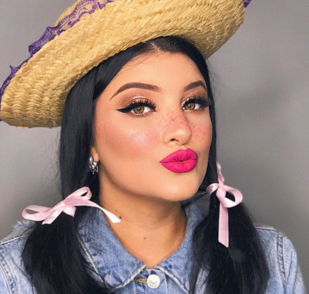 maquiagem de festa junina 24