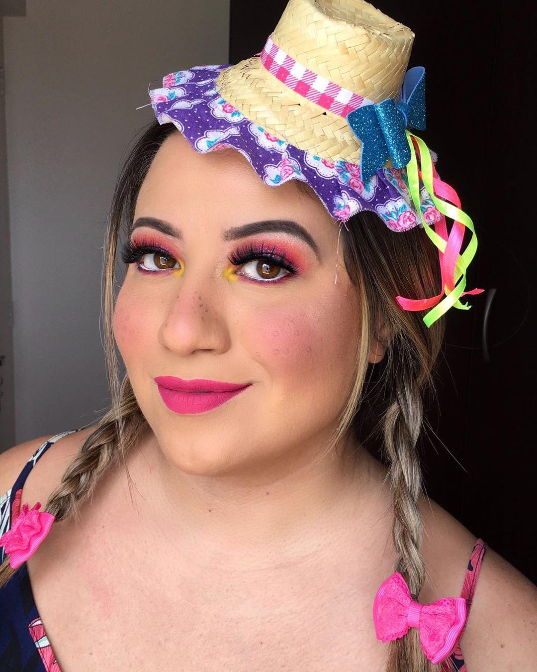 maquiagem de festa junina 12