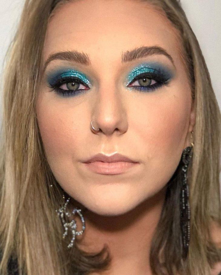 maquiagem para formatura 25