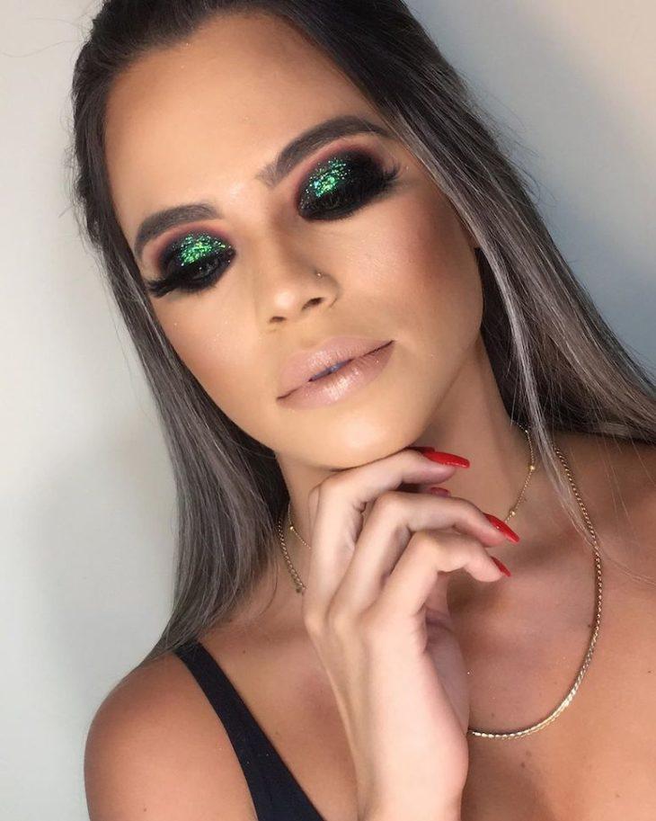 maquiagem para formatura 10