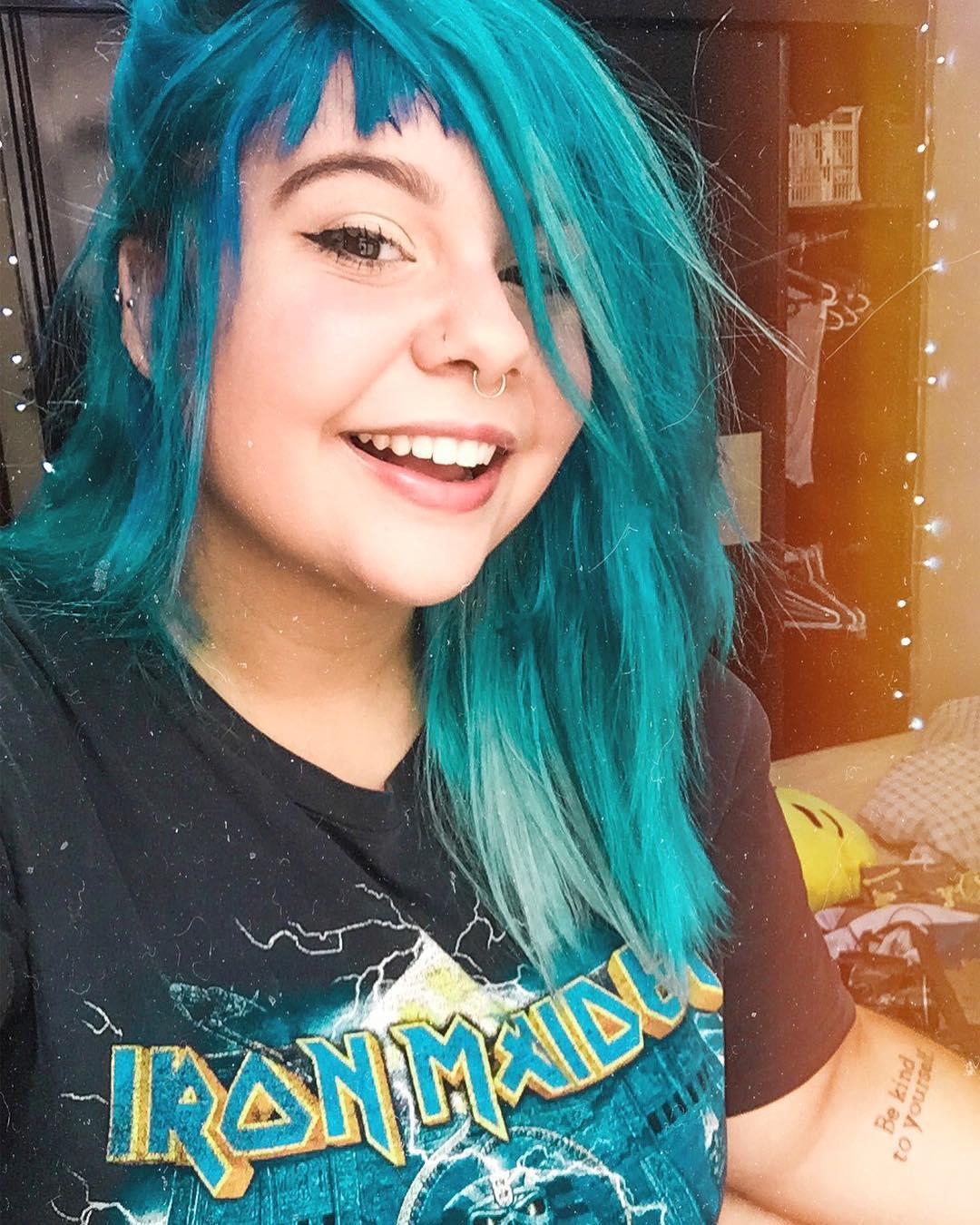 cabelo azul 2