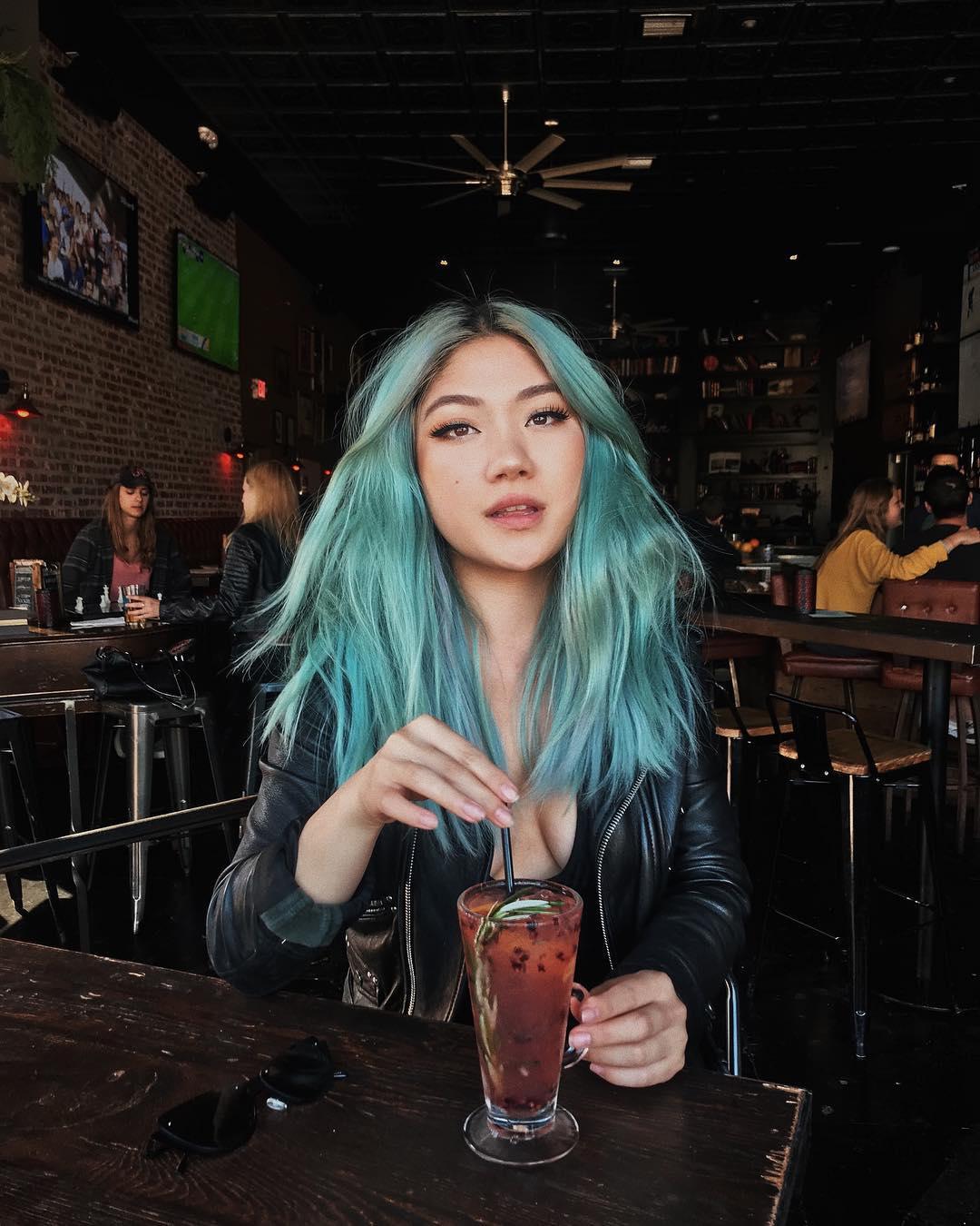 cabelo azul 27