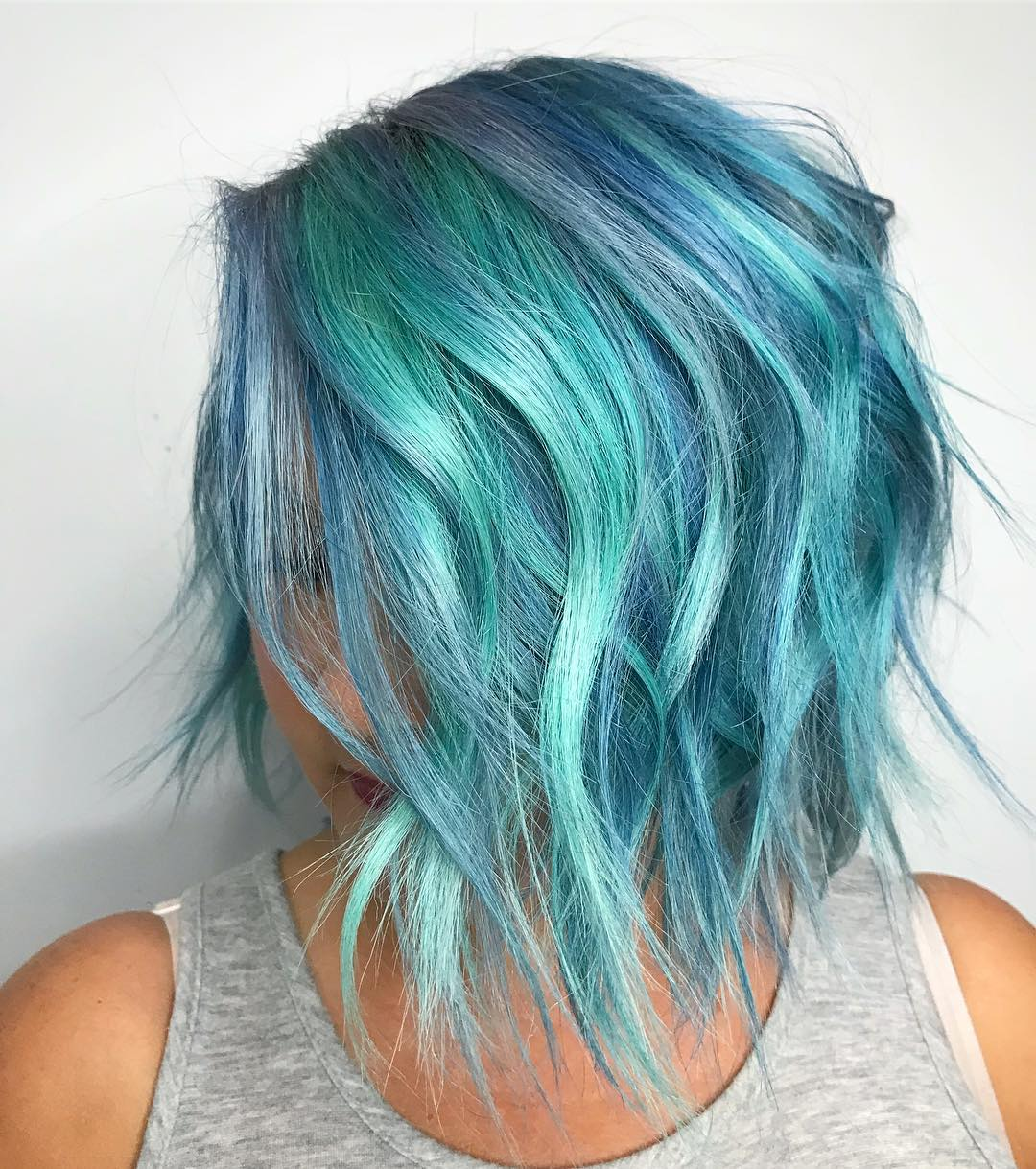 cabelo azul 31