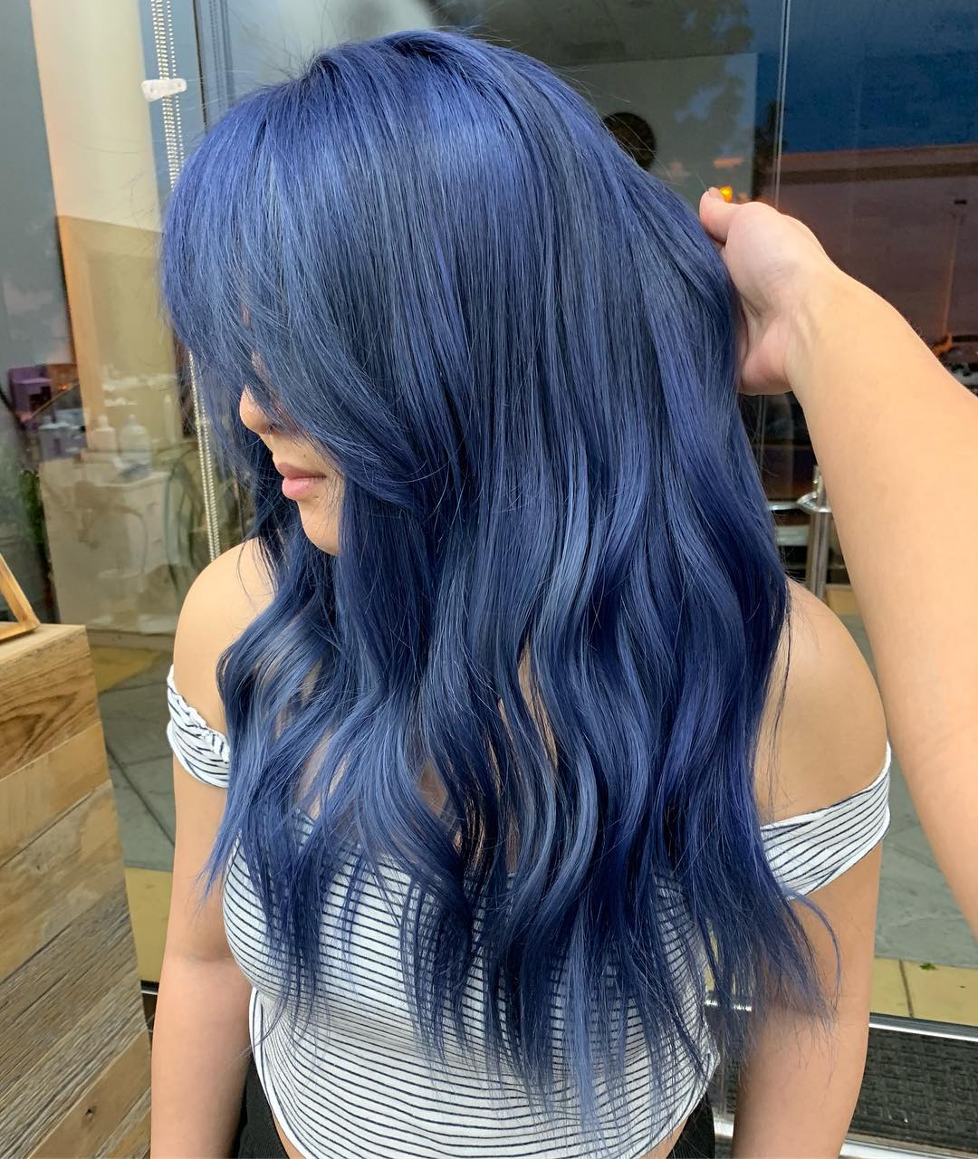 cabelo azul 7