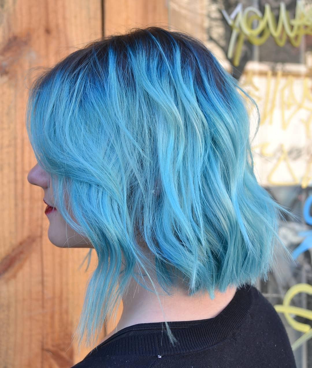 cabelo azul 28