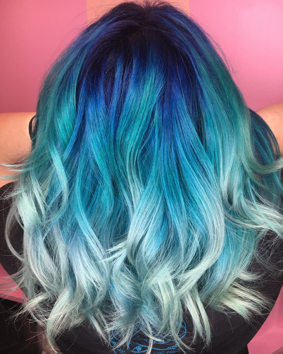 cabelo azul 13