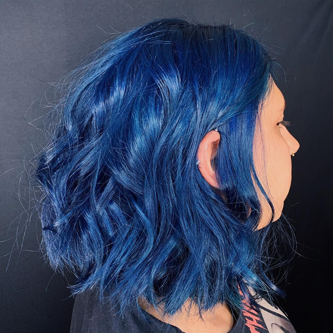cabelo azul 38