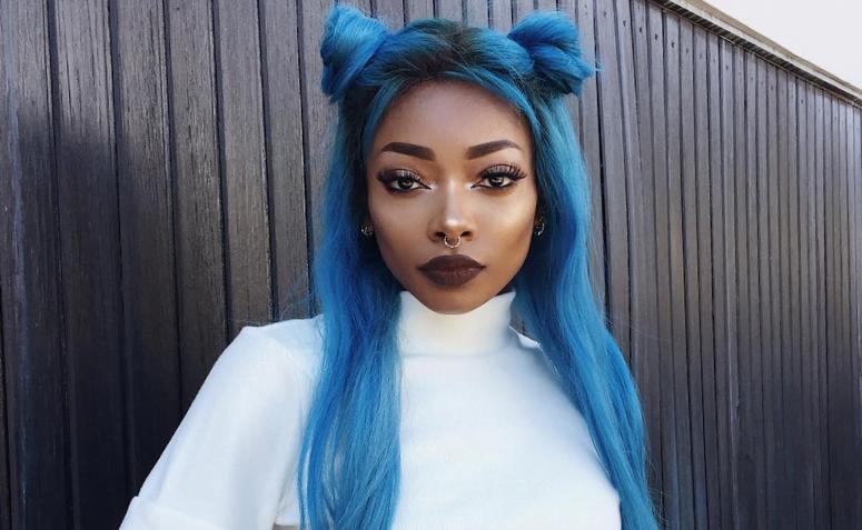 cabelo azul 1
