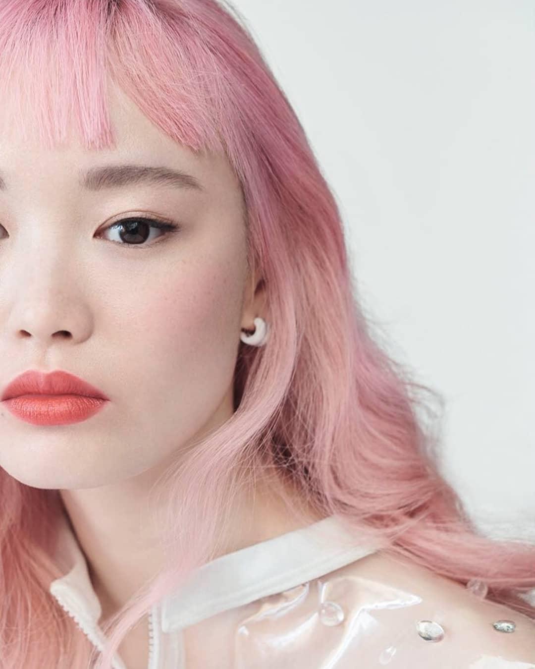 cabelo rosa 18