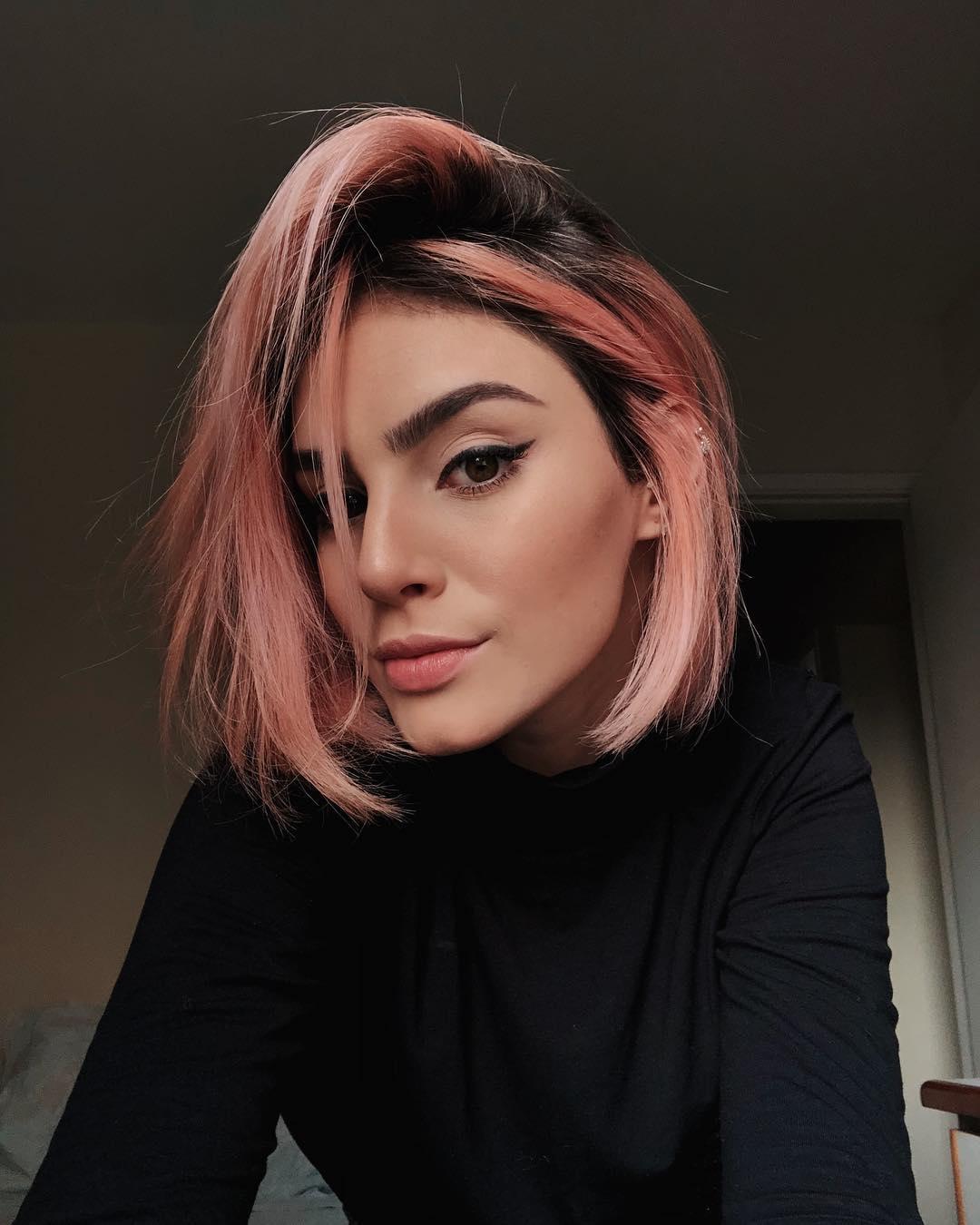 cabelo rosa 33