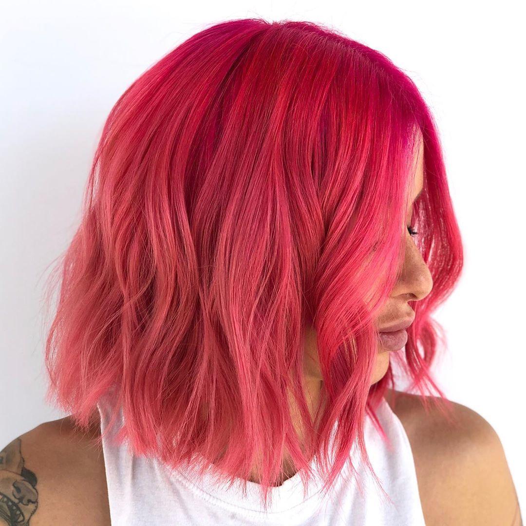 cabelo rosa 11