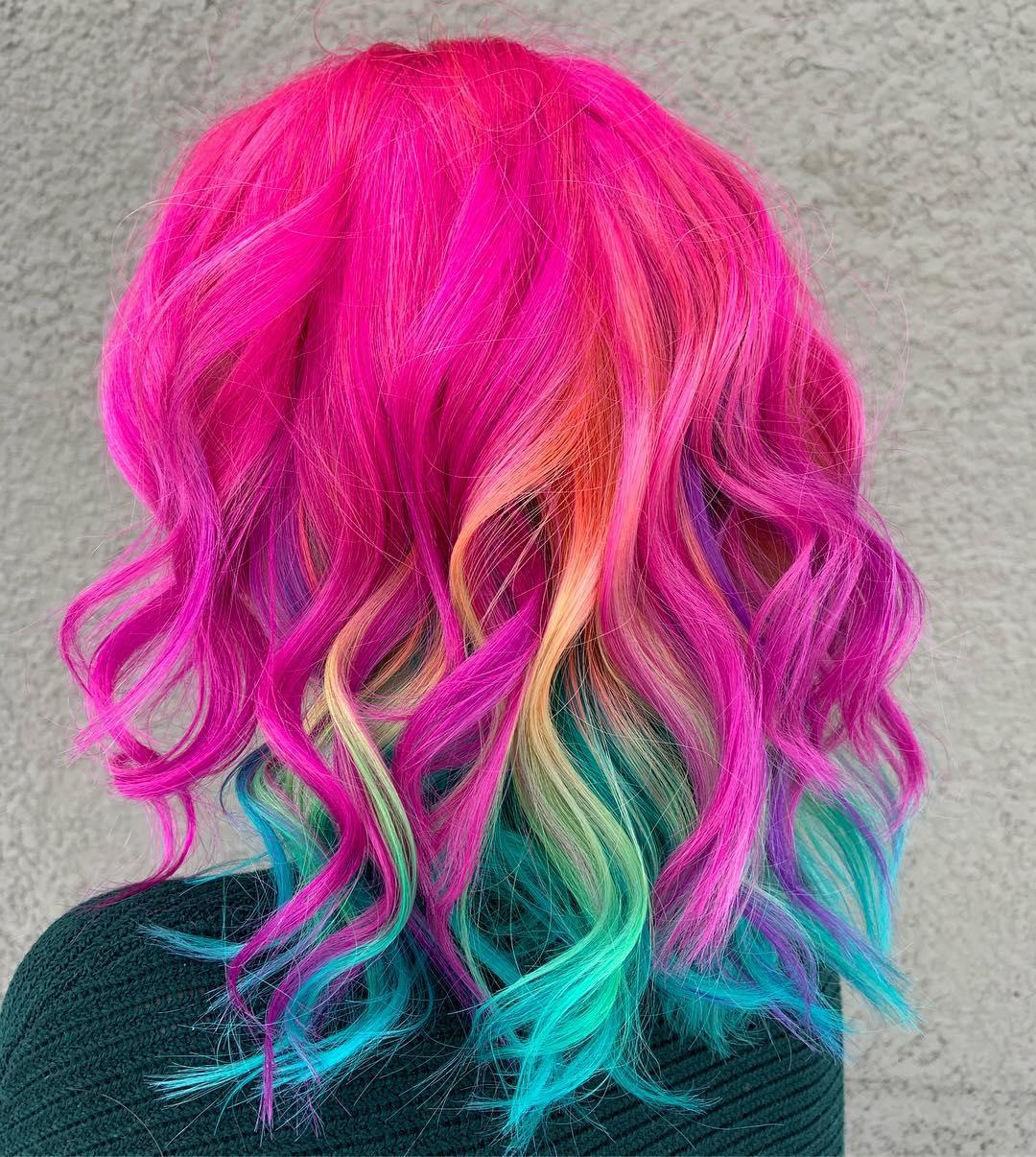 cabelo rosa 65
