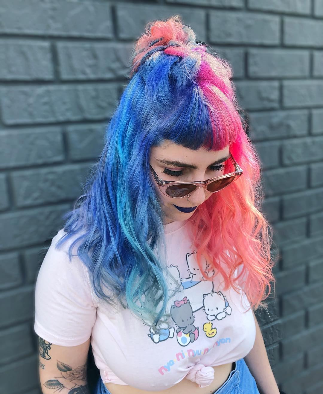 cabelo rosa 32