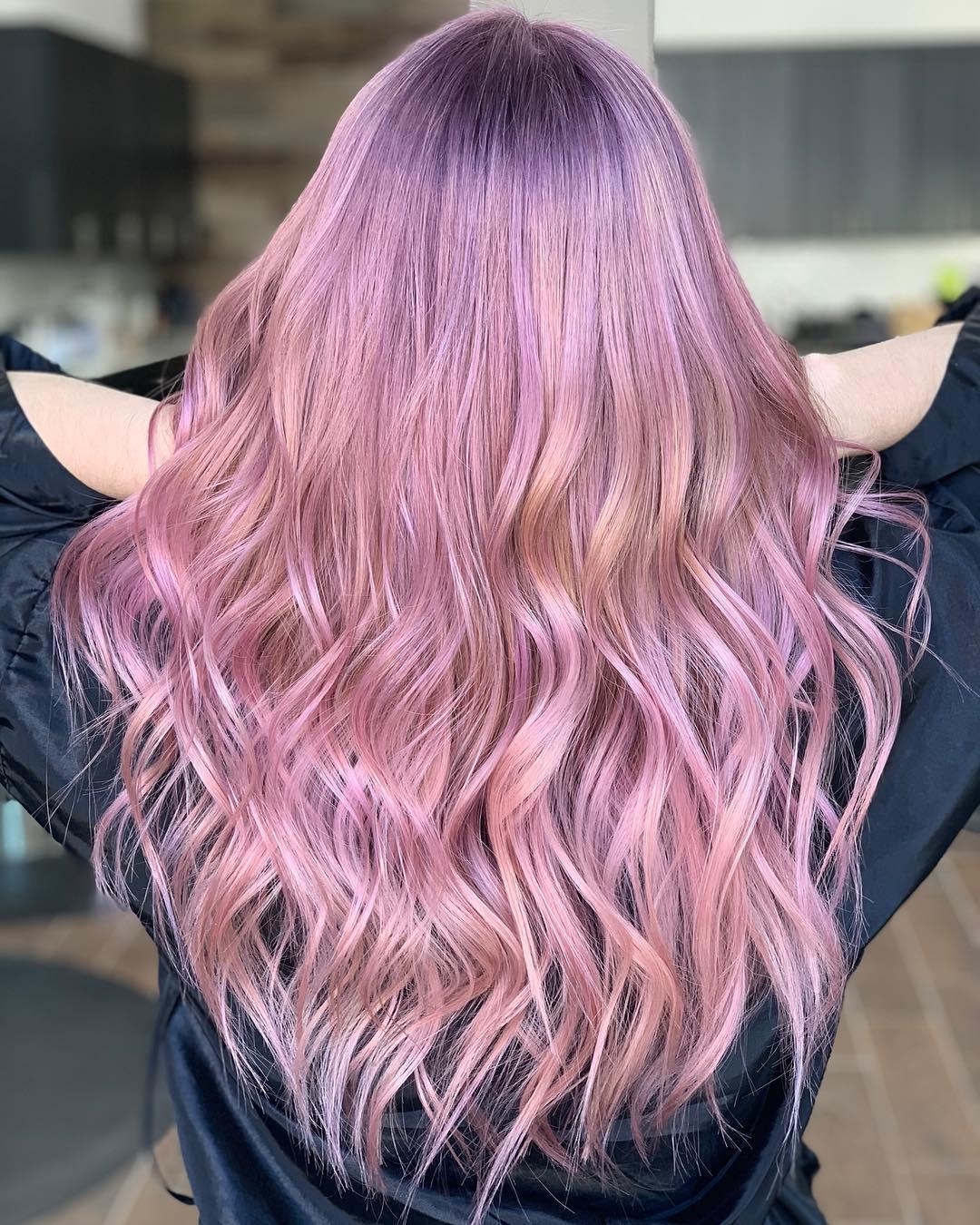 cabelo rosa 29