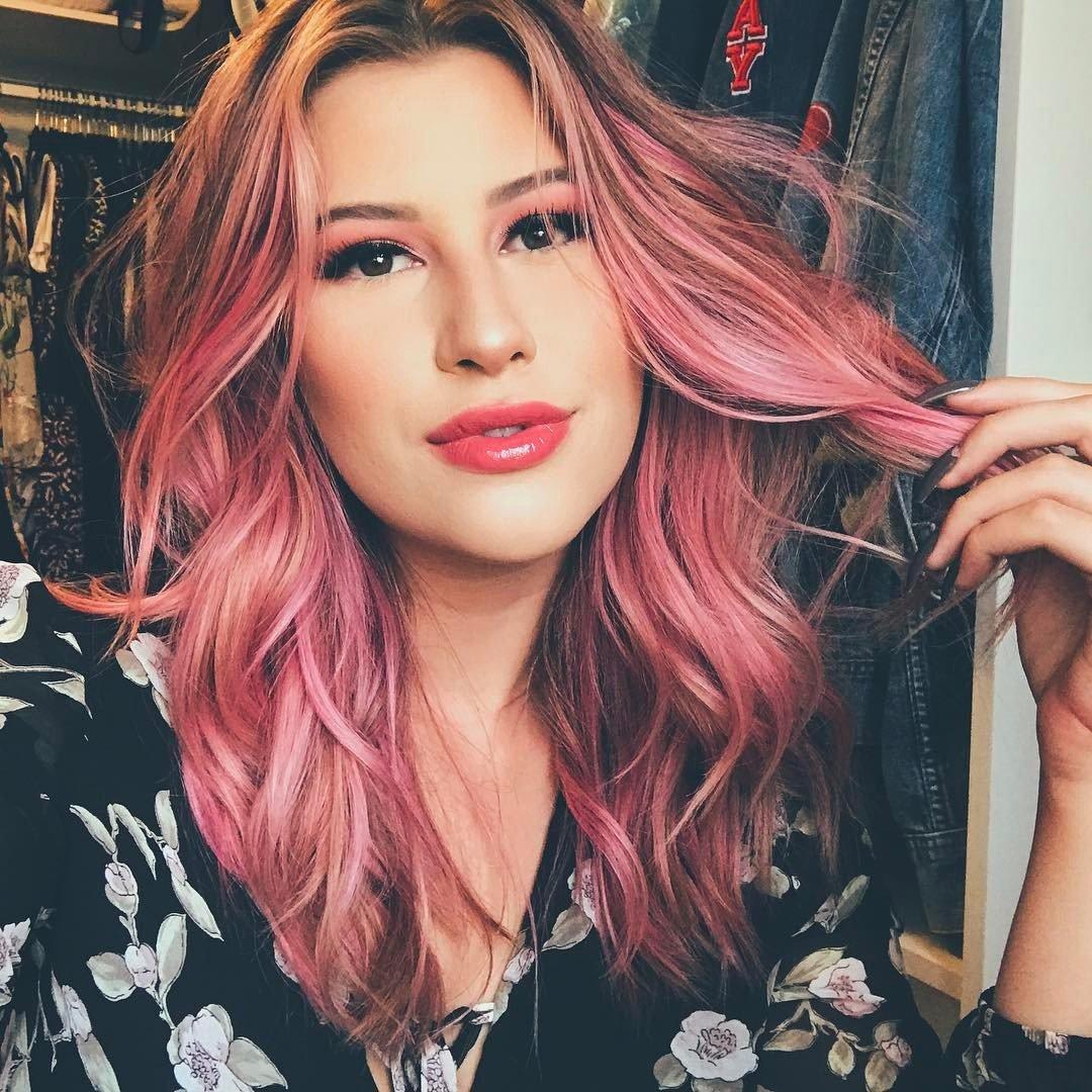 cabelo rosa 61