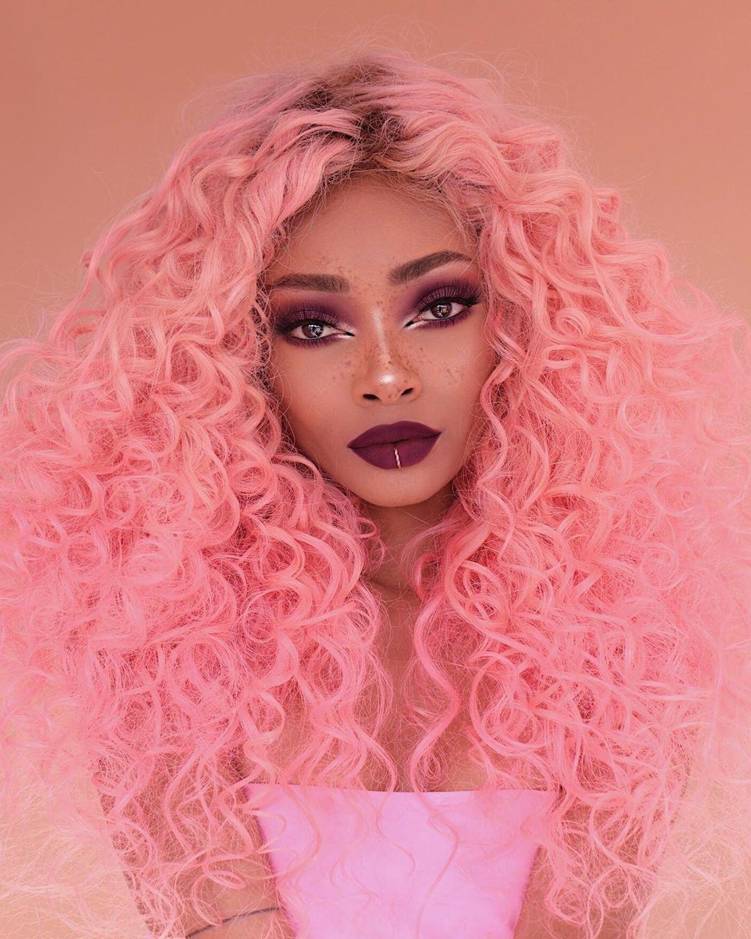 cabelo rosa 13