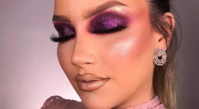 40 inspirações de maquiagem com glitter para brilhar em qualquer ocasião