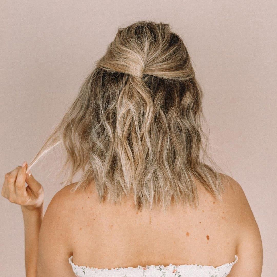 penteados simples 40