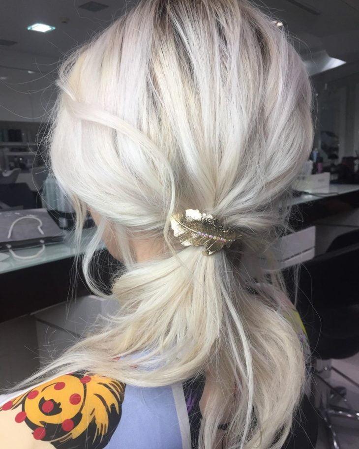 cabelo platinado 17