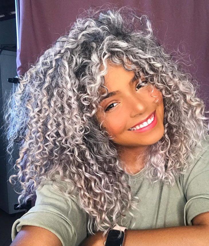 cabelo platinado 18