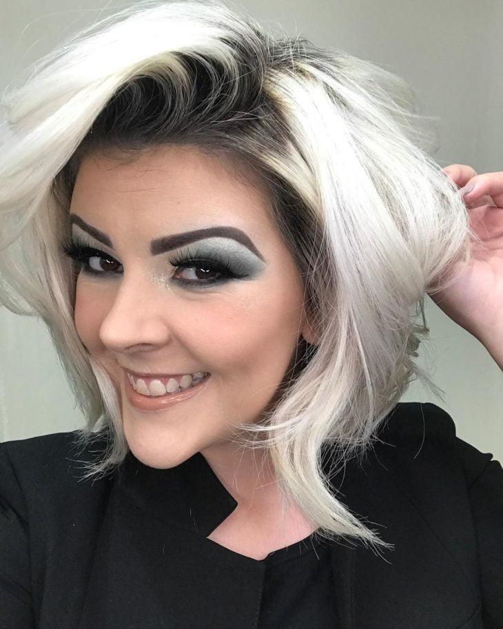 cabelo platinado 38
