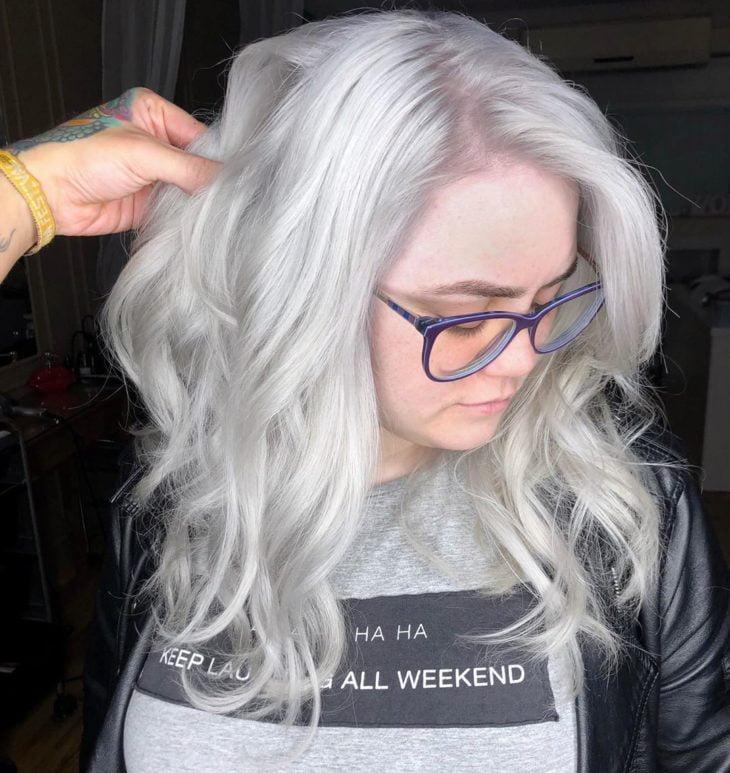 cabelo platinado 41