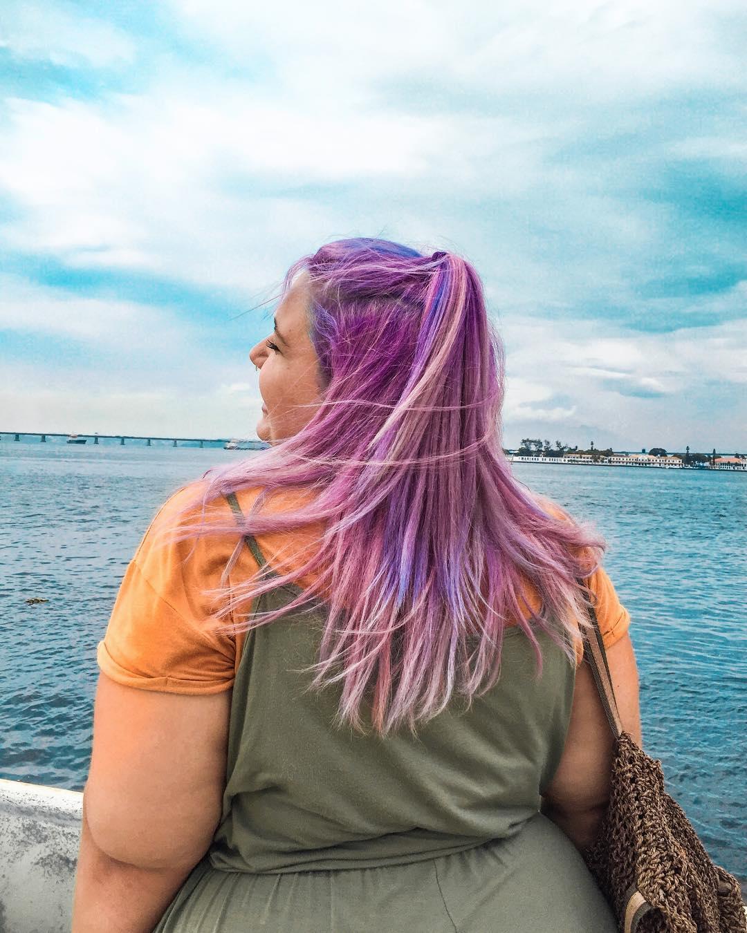 cabelo roxo 34