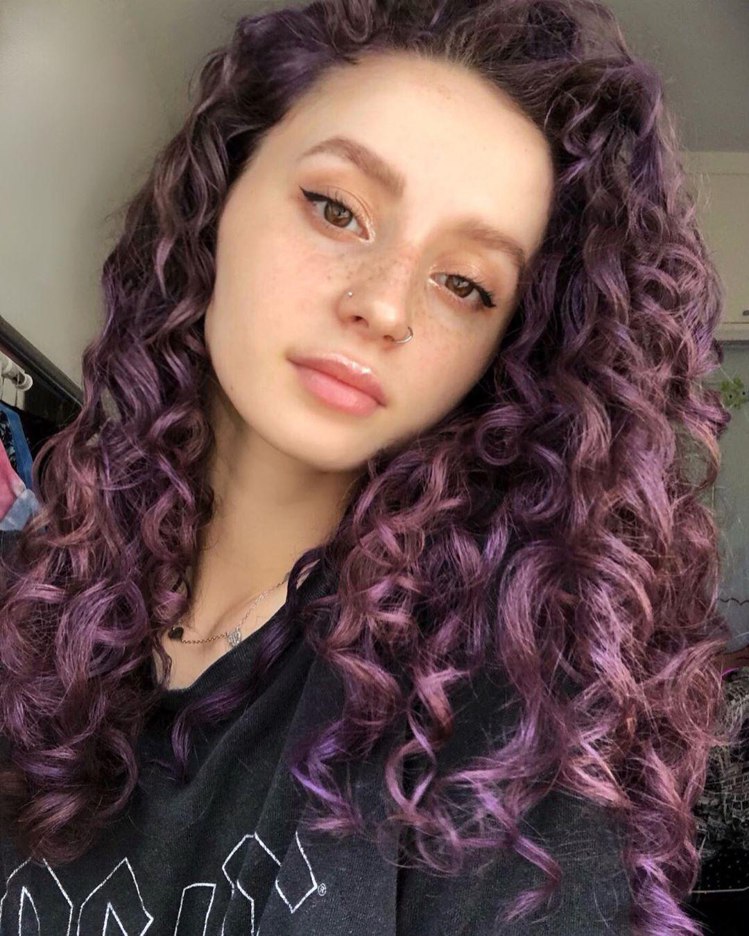 cabelo roxo 23