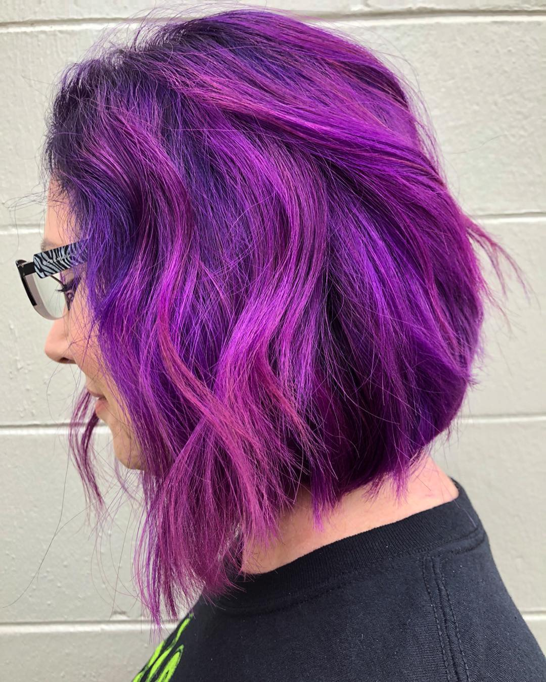 cabelo roxo 58