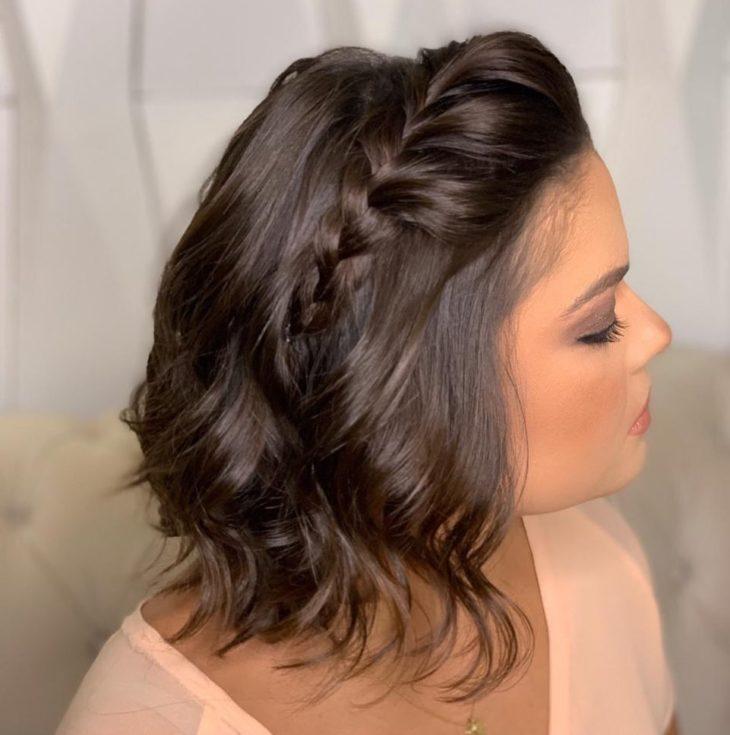 penteados para formatura 23