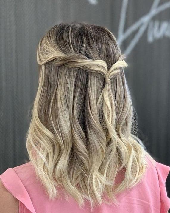 penteados para formatura 33