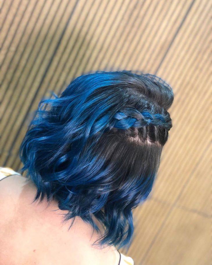 penteados para formatura 9