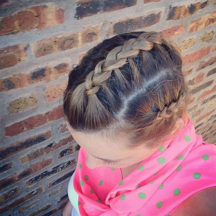 penteados para cabelos curtos 15