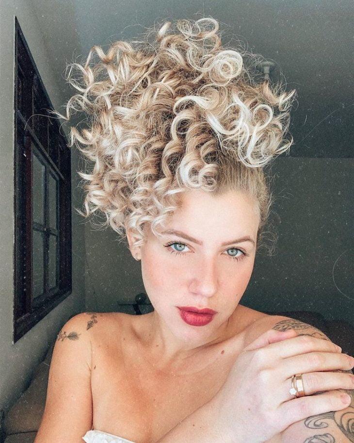 penteados para cabelos curtos 28