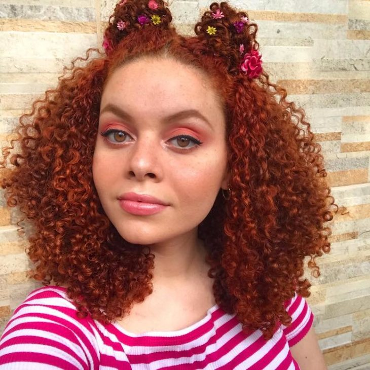 penteados para cabelos curtos 60