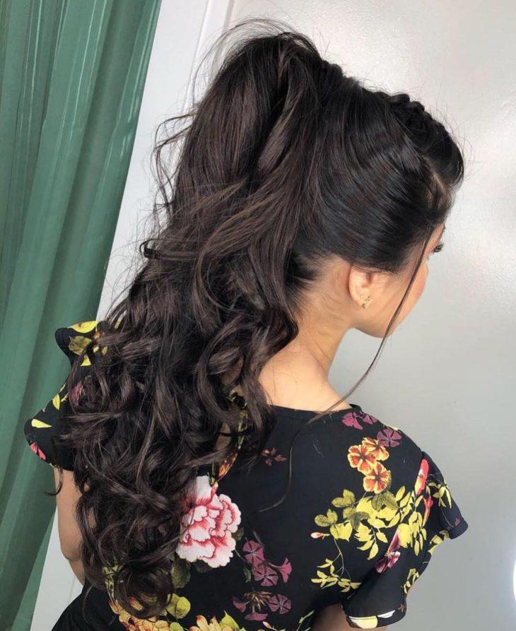 penteados para madrinhas 14
