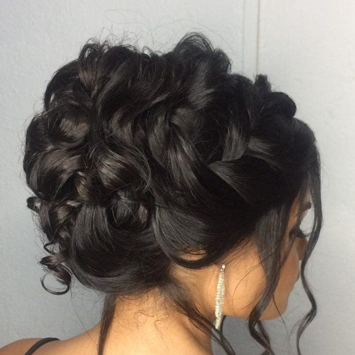 penteados para madrinhas 17