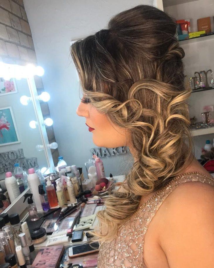 penteados para madrinhas 20