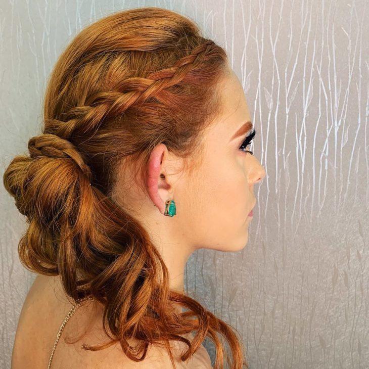 penteados para madrinhas 40