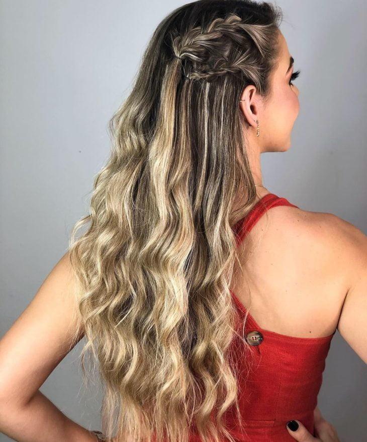 penteados para madrinhas 8
