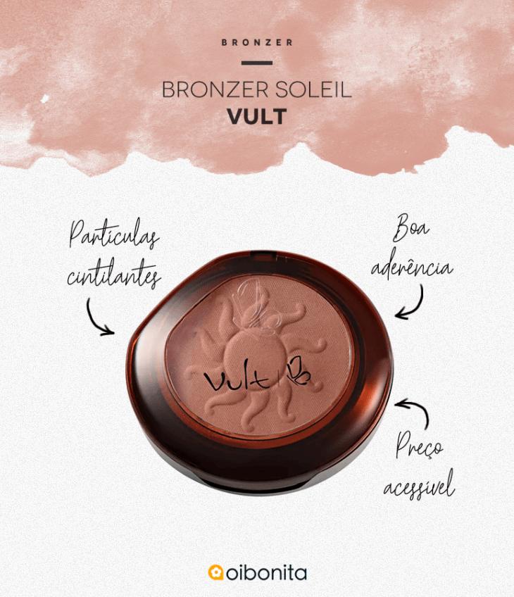 Bronzer: tudo para uma maquiagem a cara do verão - 2