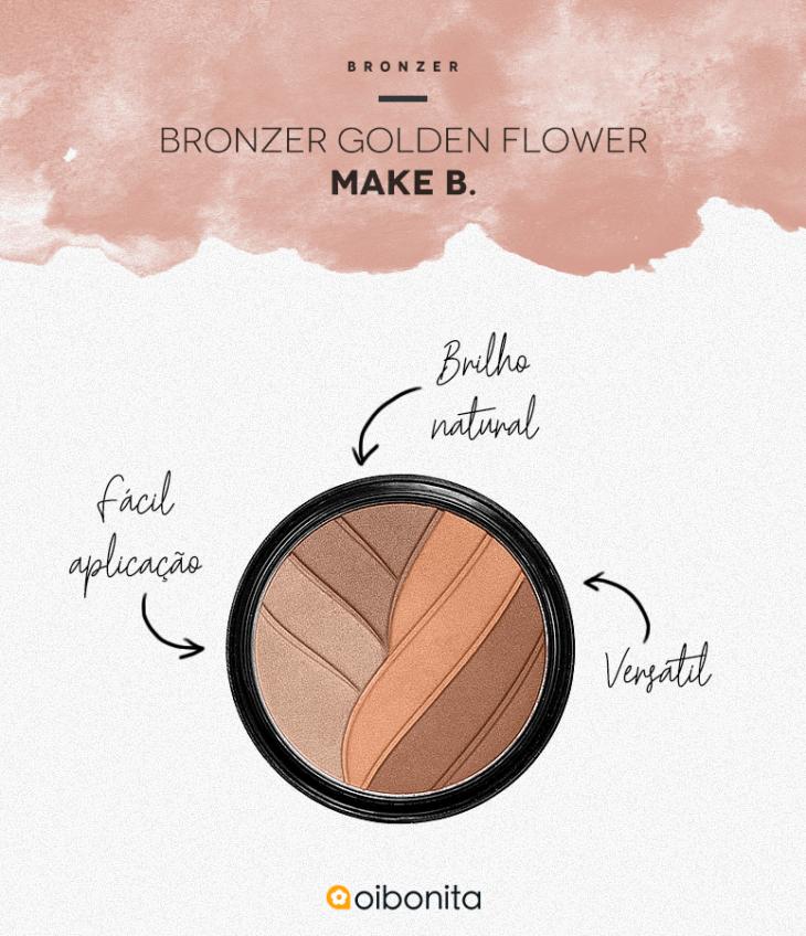Bronzer: tudo para uma maquiagem a cara do verão - 5