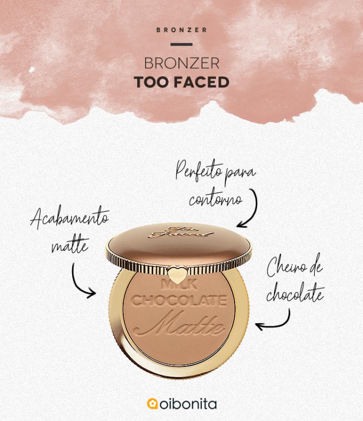 Bronzer: tudo para uma maquiagem a cara do verão - 6
