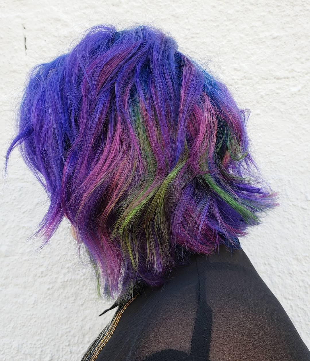 cabelos curtos repicados 30