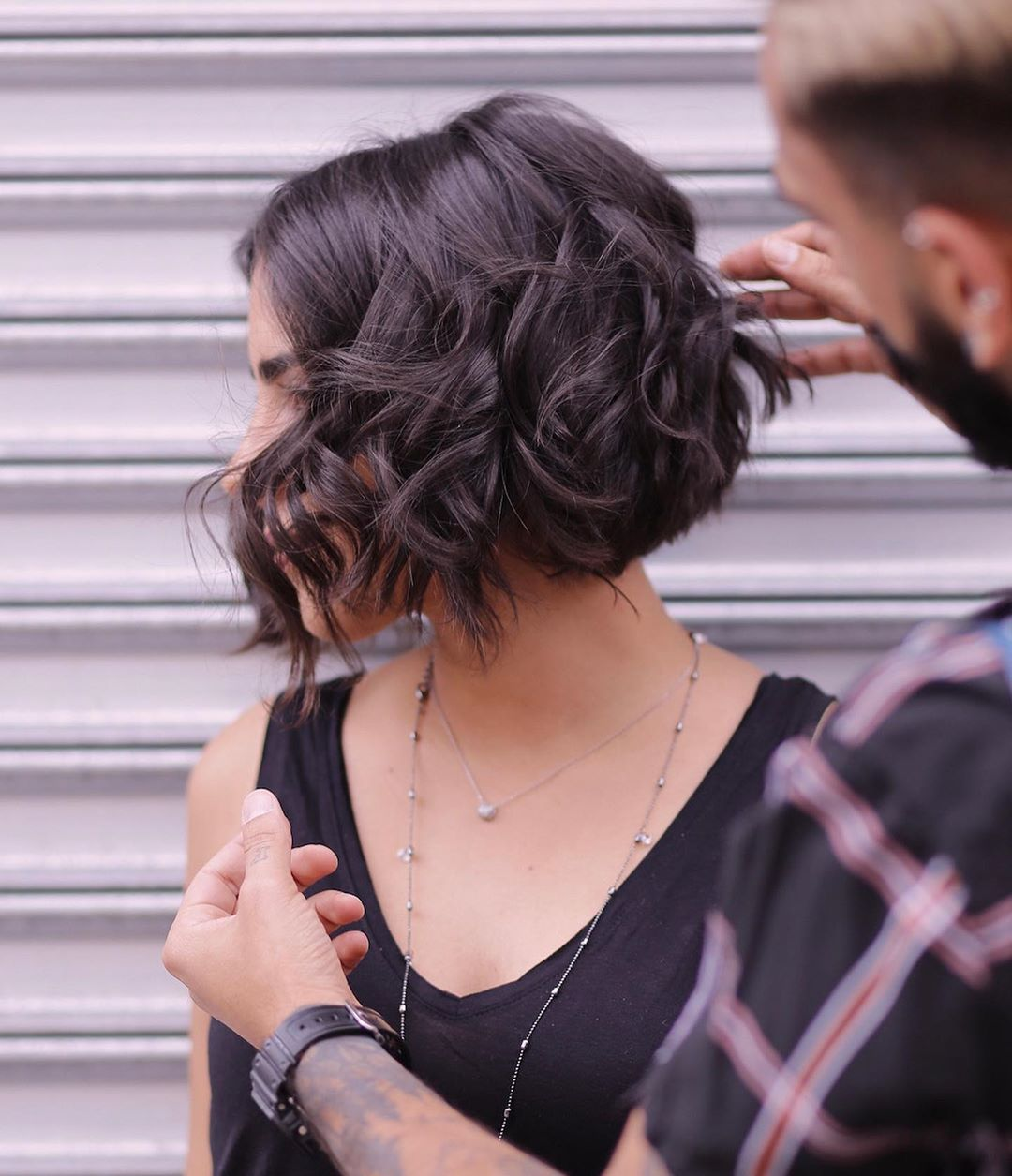 cabelos curtos repicados 43