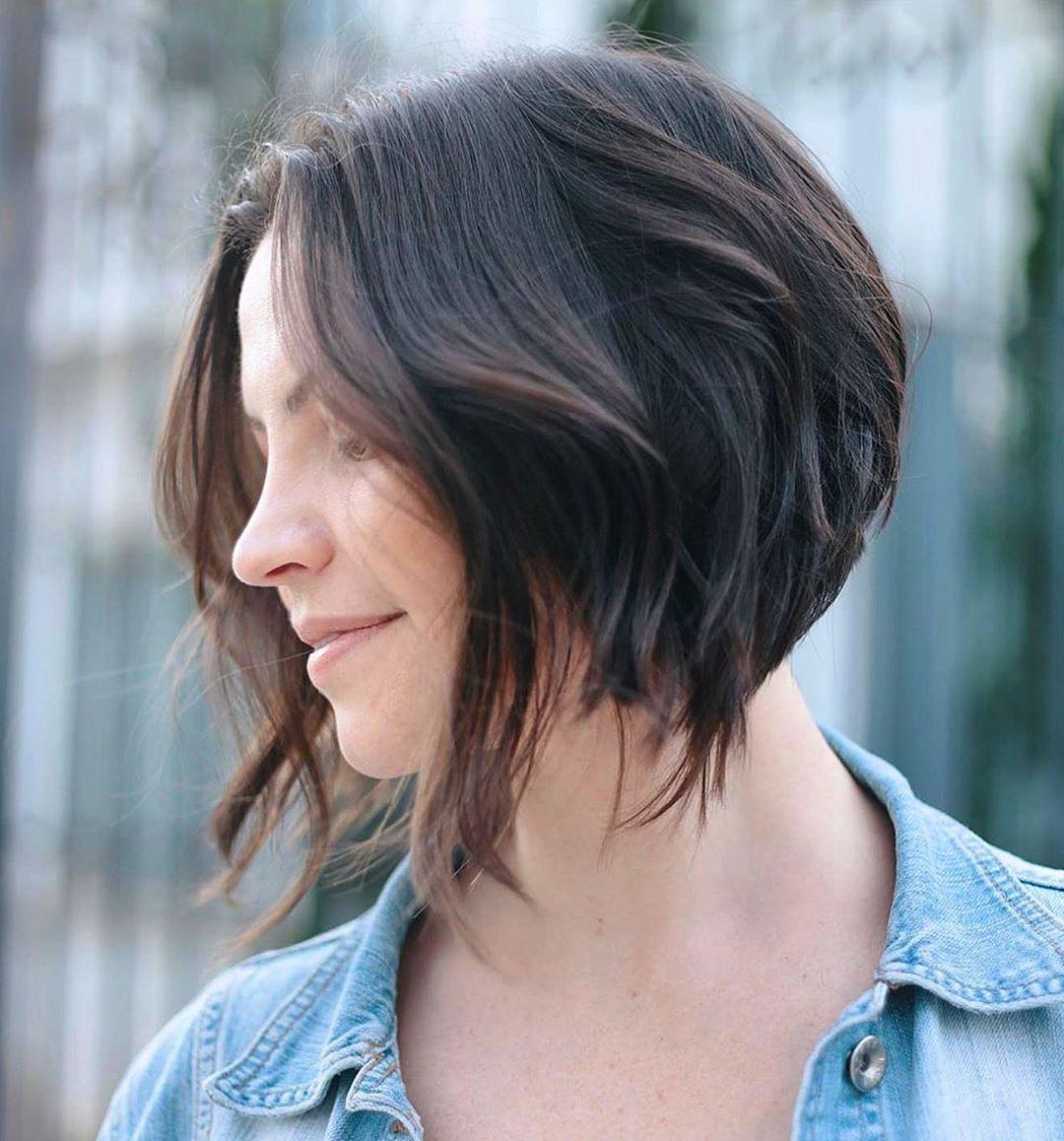 cabelos curtos repicados 60