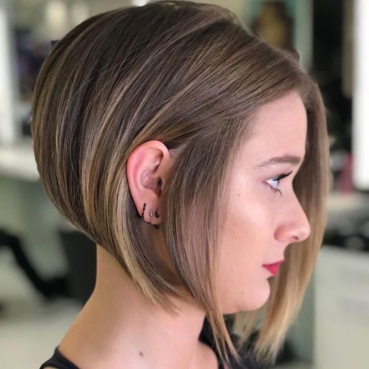 60 inspirações de cortes de cabelo chanel para você mudar o visual - 1