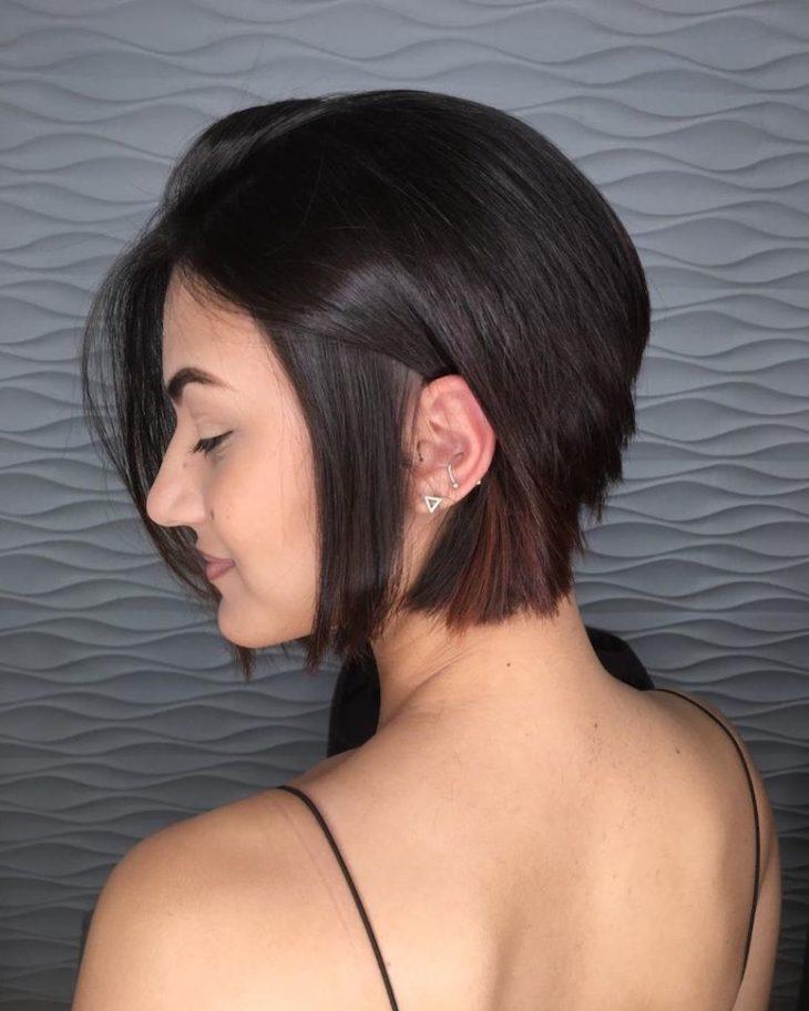60 inspirações de cortes de cabelo chanel para você mudar o visual - 11